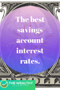 Here is a list of the highest interest rate savings accounts few are aware of. Earn high interest on your short-term savings. Some have high yields and are FDIC insured. #bank #savings #interest #rates #savingsaccount #bankaccount #interestrates