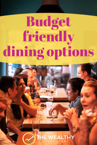 Here are 3 budget friendly diner option the whole family will love and cost around $5. Dining out doesn't have to break the budget. Home cooked meals with real food! Bet you never thought of dining at these 3 places. #budget #budgetfriendly #meals #dining #lowcostmeals #goodfood