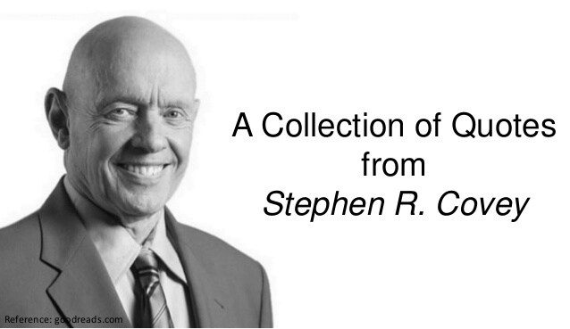 Stephen Covey Net Worth
