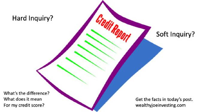 What Are Soft And Hard Credit Inquiries?