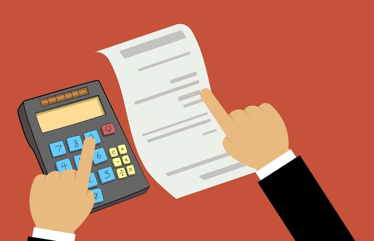 budgeting with attention to detail and keeping track of everything
