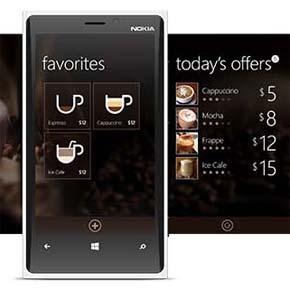 Coffee App Design By Michael Novoselov