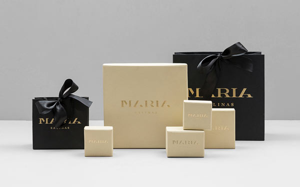 Jewelry Store Branding By Anagrama