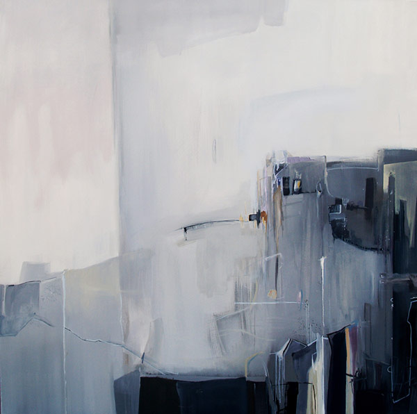 Abstract Paintings By Joanna Pieczyska