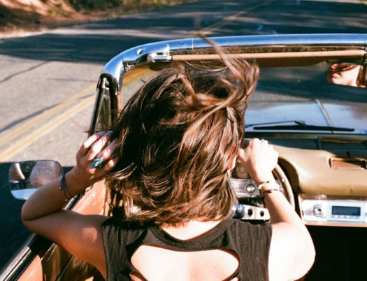 Asher Moss Photography, On the road.