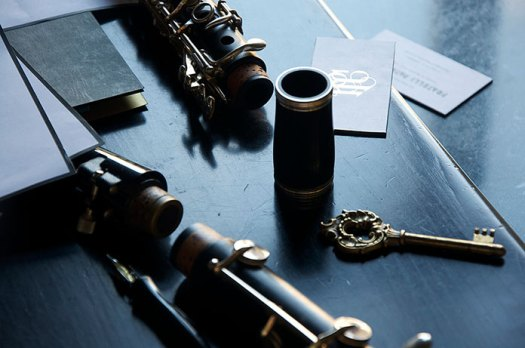 Andrew Colin Beck design, Italian clarinets since 1976.