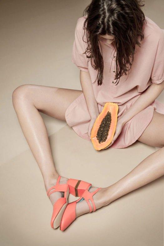 Natasha Ygel Photography, Corso Campaign