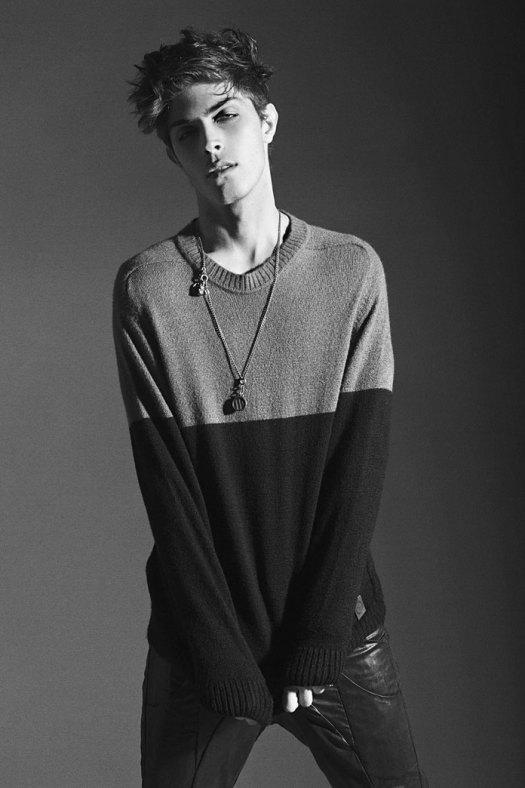 Natasha Ygel Photography, In grunge we trust - Remix Magazine