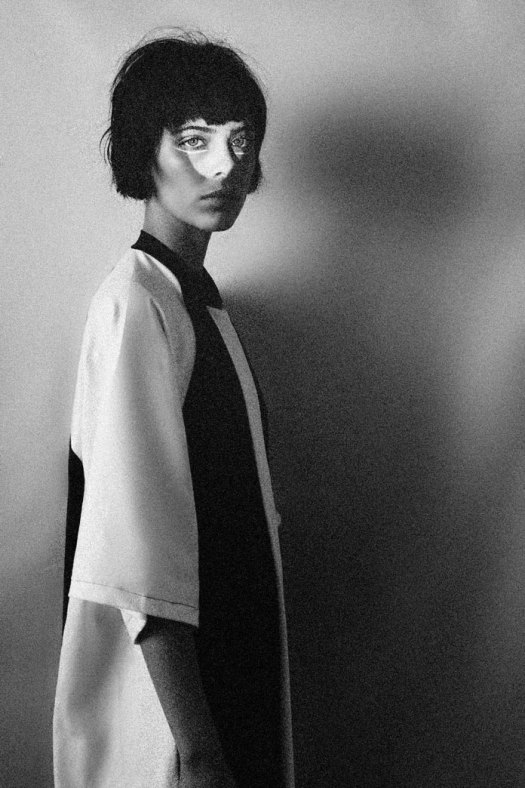 Margot, a fashion photography series by Arnaud Ele and Laura Knoops.