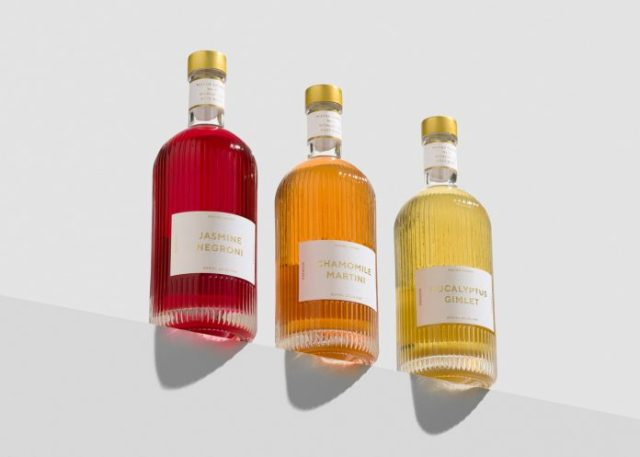Maybe Sammy Cocktails - brand and packaging design by The Bar Brand People