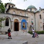 старинная церковь Св. Николая