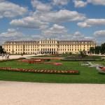 Дворец Шенбрунн и ландшафтный парк