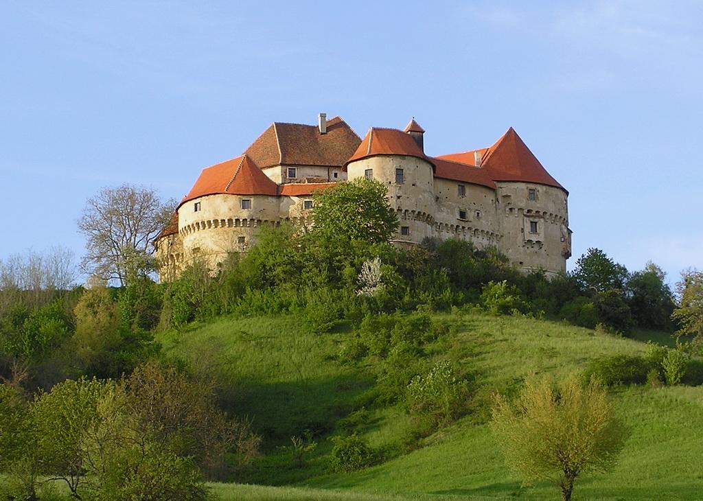 Крепости и замки Хорватии