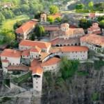 Панорама монастыря Святой Троицы