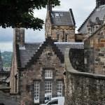 Во дворе Эдинбургского замка