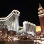 Роскошный отель Venetian в Лас-Вегасе