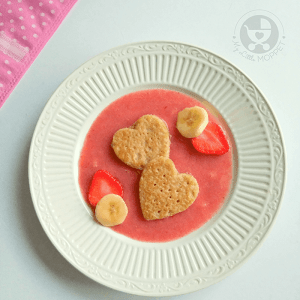 banana and oat pancakes baby led weaning