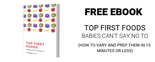 first foods free ebook