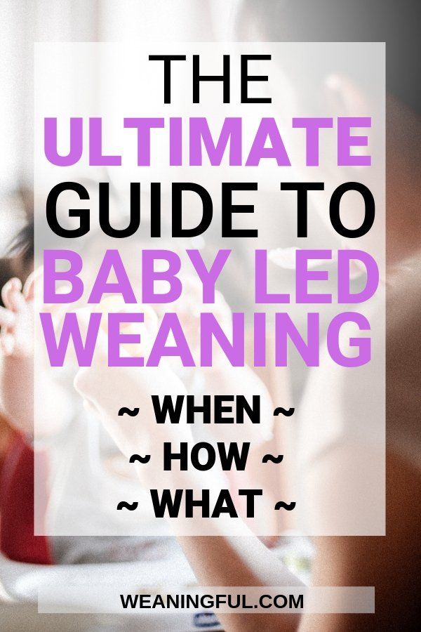 This ultimate guide to baby led weaning is full of baby led weaning tips, baby led weaning recipes, products and equipment, perfect for starting solids at 6 months+.