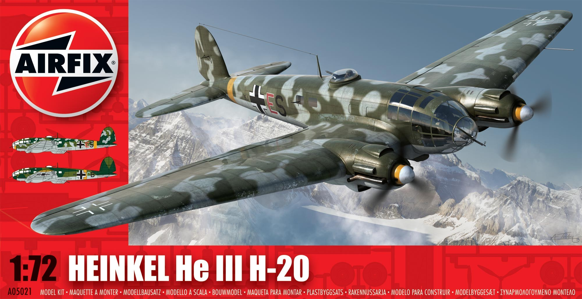 Heinkel He 111 H 20 Weapons And Warfare