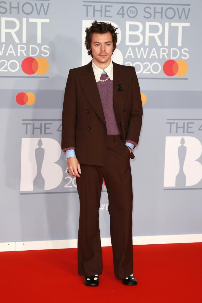 Harry Styles Brit Awards 2020