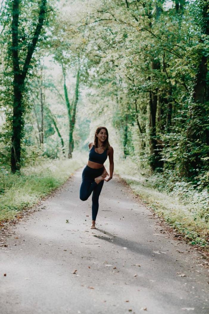 Marisse Gaskell yoga teacher