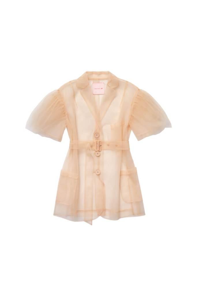 Puff-sleeved Tulle Blazer, £69.99, Simone Rocha x H&M