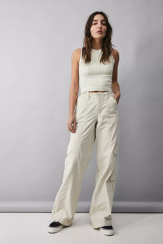 urban outfitters bdg y2k cargo pants