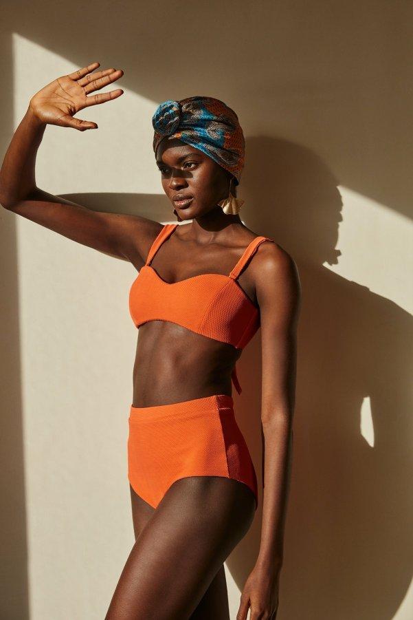 Cossie + Co Isla Bikini Top