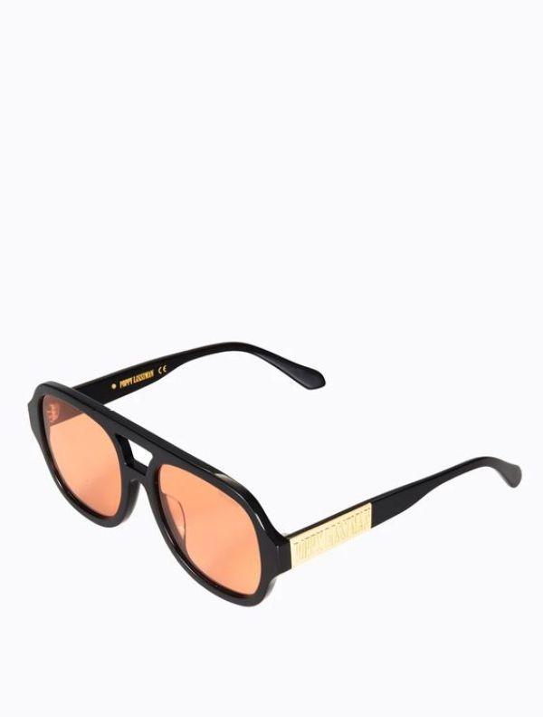Poppy Lissiman Jimbob Aviator sunglasses