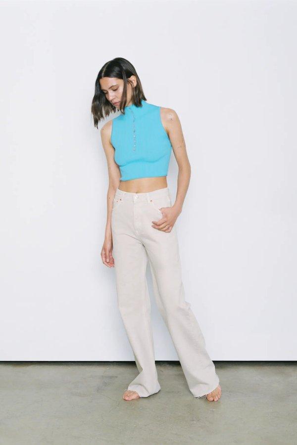 The '90s Full-Length Jeans