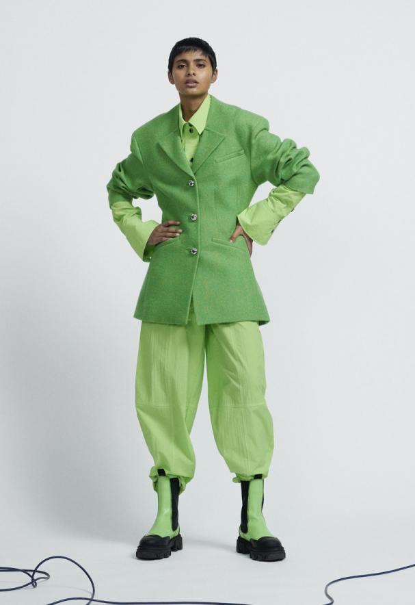 Ganni AW21 womenswear