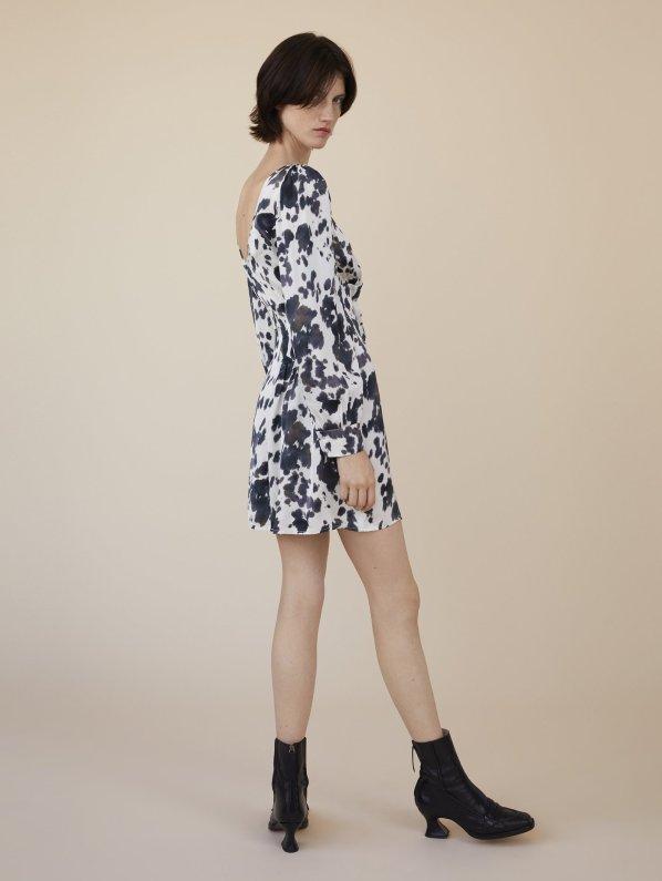 Bessie Dress, £80, Alexa Chung