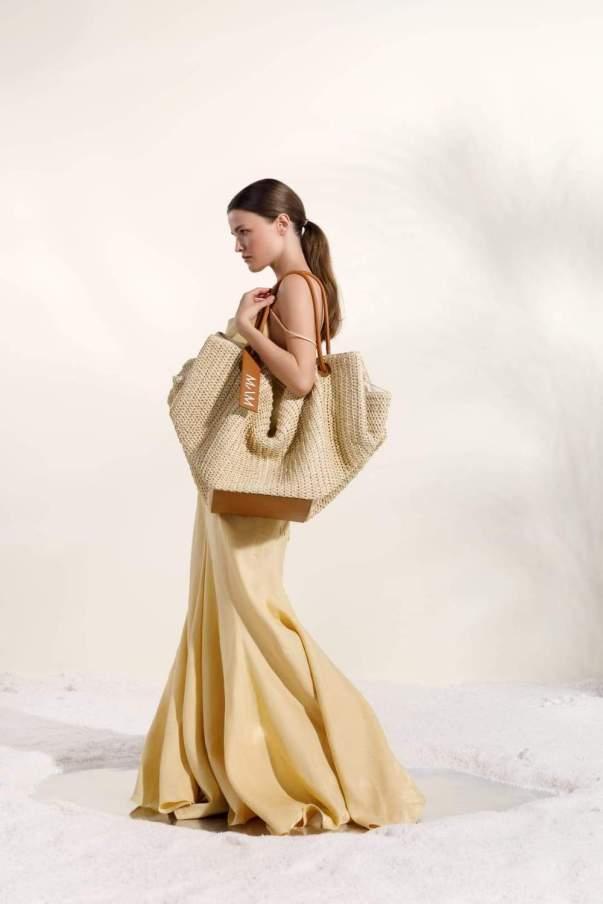 Raffia Bag, £192, MAM