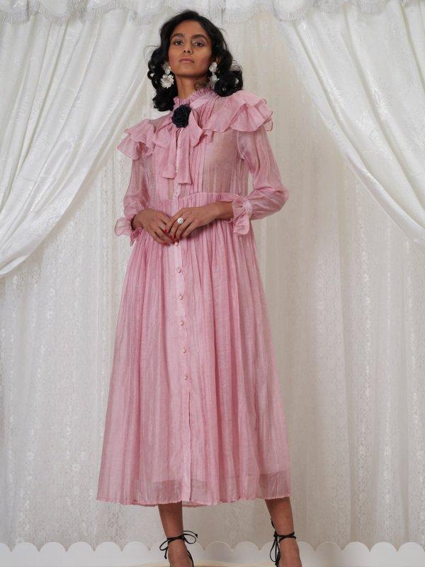 Organza Midi Dress sister jane