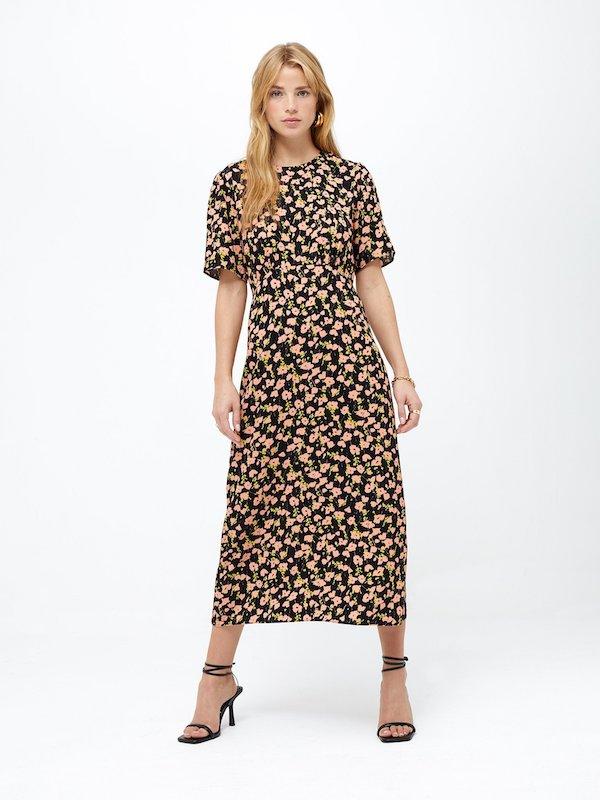Adelaide Midi Tea Dress OMNES