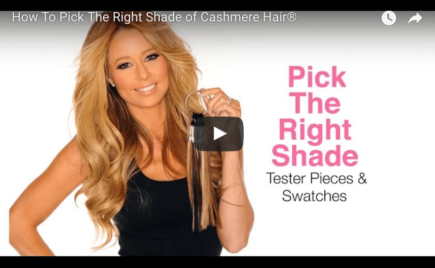 Picking The Right Shade Of Cashmere Hair Cashmere Hair