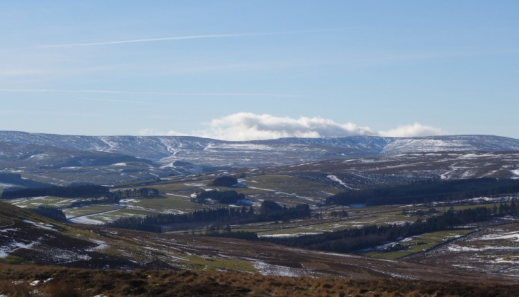 Weardale in Winter