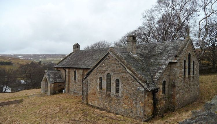 Rookhope Od Church, now private