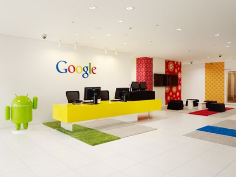 Google - Reception