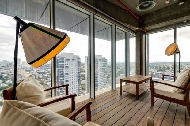 Google Tel Aviv Office View