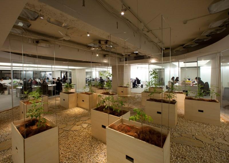 Pasona Farm - Office Farm