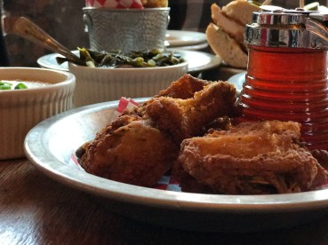 The Eagle serves up southern comfort food at its finest.