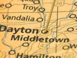 Dayton map