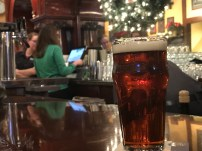 Though they like to have a variety on tap, Great Lakes Brewing Company doesn't shy away from featuring their Holiday ale, and spirit.
