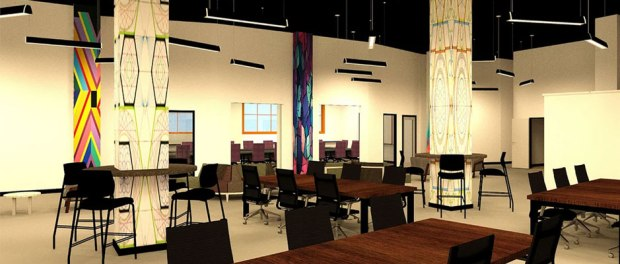 Bounce Innovation Hub in Akron Ohio