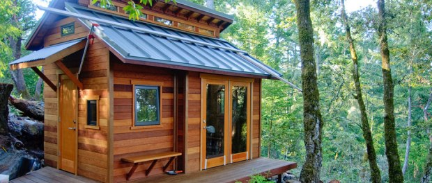 Tiny cabins are opening in southeastern Ohio