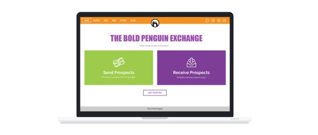 Bold Penguin - commercial insurance company