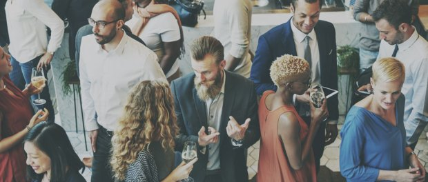 networking business event