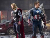 "Cleveland-shot scene from ""The Avengers"""
